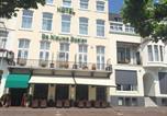 Hôtel Kamperland - Hotel De Nieuwe Doelen met Luxe privé-wellness