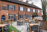 Hôtel Stratford-Upon-Avon - Innkeeper's Lodge Stratford-upon-Avon, Wellesbourne-3