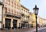Hôtel Košice - Boutique Hotel Slávia-2
