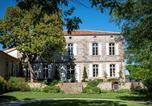 Hôtel Saint-Antoine-de-Breuilh - Maison Le Sèpe-1