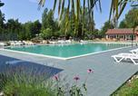 Camping avec Ambiance club Isère - Camping Les 3 Lacs du Soleil -1