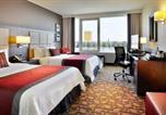 Hôtel Hannover - Courtyard by Marriott Hannover Maschsee-2