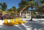 Hôtel Belize - Exotic Caye Beach Resort-2