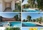 Location vacances Pasadena - Gorgeous Pool Estate In Glendale-4