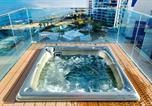 Location vacances  Alicante - Apartment Elite Sea Senses-private Jacuzzi-3