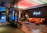 Hôtel Helsinki - The Yard Concept Hostel-1