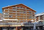 Location vacances  Suisse - Appartement Bouleaux K4-1