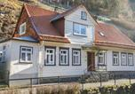 Location vacances Wildemann - Alluring Holiday Home in Wildemann with Private Terrace-2