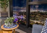 Location vacances Brisbane - Level 77 Skytower Retreat in Cbd-3