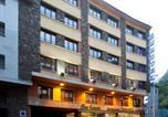 Hôtel Andorre - Silken Insitu Eurotel Andorra-2