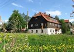 Location vacances Bischofswerda - Ferienwohnungen im Landstreicherhaus-1