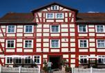 Hôtel Guxhagen - Hotel Gasthaus Ellenberger-4