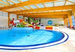 Camping avec Quartiers VIP / Premium Anneville-sur-Mer - Camping Au Bocage Du Lac-1