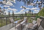 Location vacances Spokane - Cozy Nine Mile Falls Apt. w/ Long Lake Views!-1