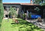 Location vacances Collado Hermoso - Casa Rural Los Regajales-1