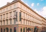 Hôtel Budapest - Hotel Zenit Budapest Palace-4