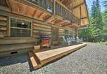 Location vacances Bonners Ferry - Private Moyie Riverfront Cabin Pets Welcome!-3