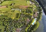 Camping avec Piscine Saint-Cirq-Lapopie - Camping Riviere De Cabessut-1