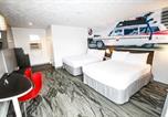 Hôtel Niagara Falls - Cadillac Motel Niagara-3