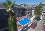 Hôtel Marmaris - Isla Apart-3