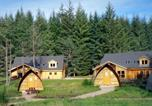 Camping Fort Augustus - Badaguish lodges, wigwams and camping-1