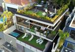 Location vacances Cape Town - ♥ Cape Town Skyroof apartment Ocean Views♥-1