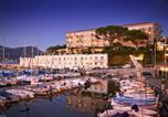 Hôtel 5 étoiles Antibes - La Voile D'or-2