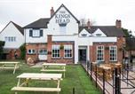 Hôtel Stratford-Upon-Avon - Innkeeper's Lodge Stratford-upon-Avon, Wellesbourne-1