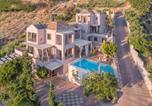 Location vacances Αχαρνές - Youktas Villas Rea & Melissa-4