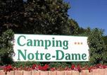 Camping Castellane - Camping Notre Dame-1