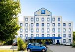 Hôtel Stollberg/Erzgebirge - Ibis budget Chemnitz Sued West-1