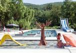 Camping avec Site nature Montmaurin - Camping Sites et Paysages Le Moulin-1