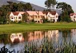 Location vacances Paarl - Boschenmeer Estate Lodge-1
