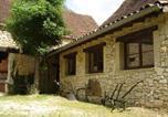 Camping avec Site nature Saint-Pierre-Lafeuille - Camping Le Moulin des Donnes-3