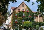 Hôtel Rothenburg ob der Tauber - Hotel-Gasthof Post-1