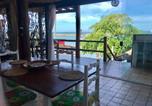Location vacances Itacaré - Casa Xainã - frente ao mar-2