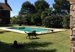 Location vacances  Uruguay - Casa con hermoso parque-2