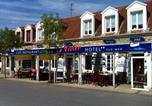 Hôtel Audinghen - Hôtel Le Vivier Wissant - Centre Village-1