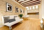 Location vacances Sobradiel - Casta 1 - Apartamento céntrico de 1 dormitorio-1