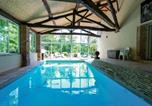 Location vacances Pouy-de-Touges - Beautiful Villa in Marquefave with Private Sauna and Pool-3