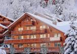 Hôtel 4 étoiles Mâcot-la-Plagne - Hotel Le Tremplin-1