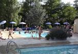 Camping avec Parc aquatique / toboggans Auvergne - Camping Les Loges-4