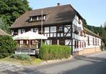 Hôtel Stolberg (Harz) - Hotel Zum Bürgergarten-2