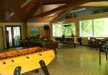 Camping avec Piscine Saint-Julien-du-Serre - Camping le Verger de Jastres-2