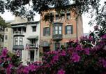 Hôtel Savannah - Foley House Inn-1