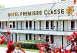 Hôtel Glénic - Premiere Classe Gueret-1