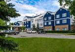 Hôtel Anchorage - Springhill Suites Anchorage Midtown-2