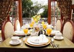 Location vacances Durbanville - Dark Chocolate Guest House-3