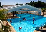 Camping avec Piscine couverte / chauffée Chipilly - Camping La Kilienne-1