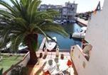 Location vacances Empuriabrava - Three-Bedroom Holiday Home Empuriabrava Girona 2-1